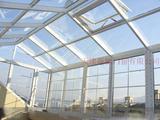 玻璃顶阳光房